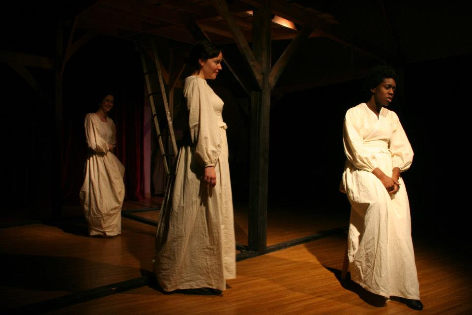 Photo credit: Whistler in the Dark; This show contains material that may trigger PTSD  - please try to see it anyway.