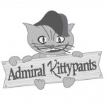 Mascot, Admiral Dudley T. Kittypants