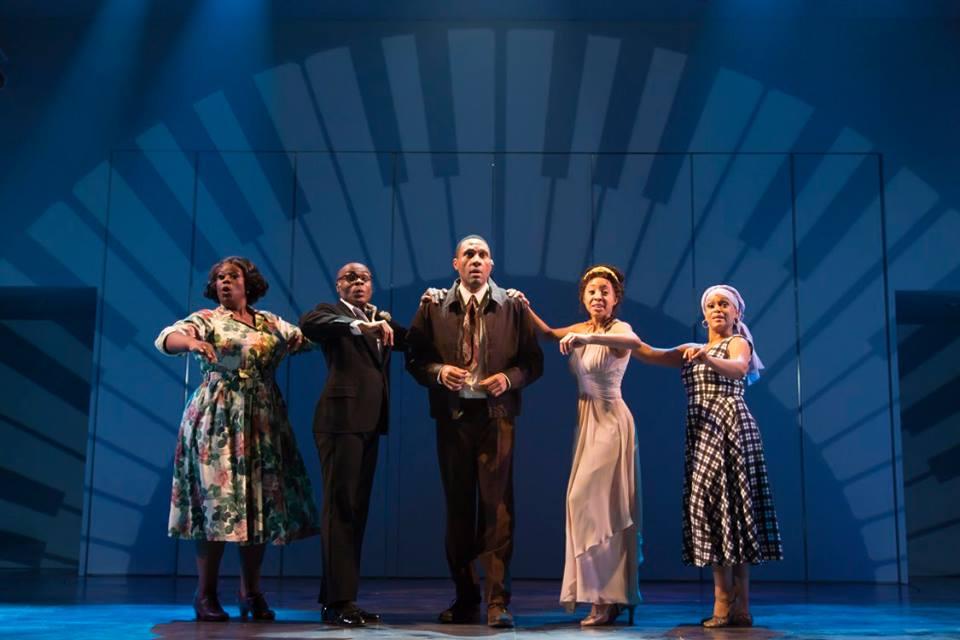 Photo: T. Charles Erickson. — at Huntington Theatre Company.