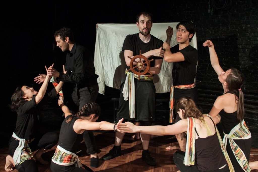 The company in performance