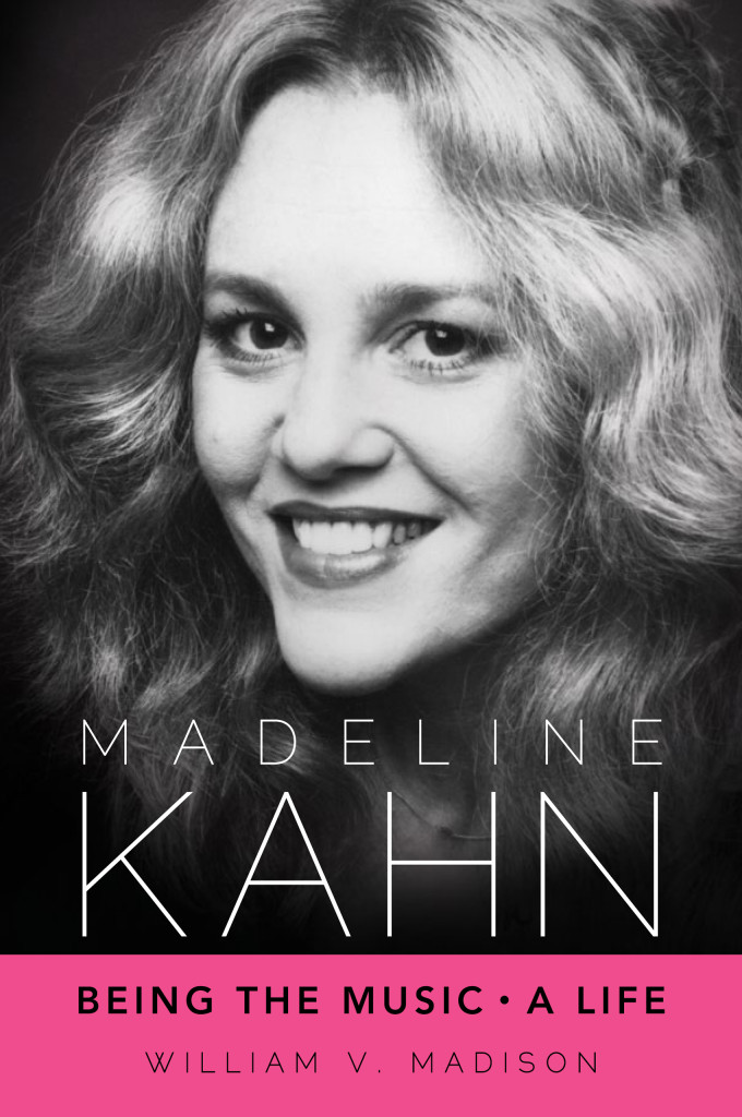 Madeline Kahn book cover