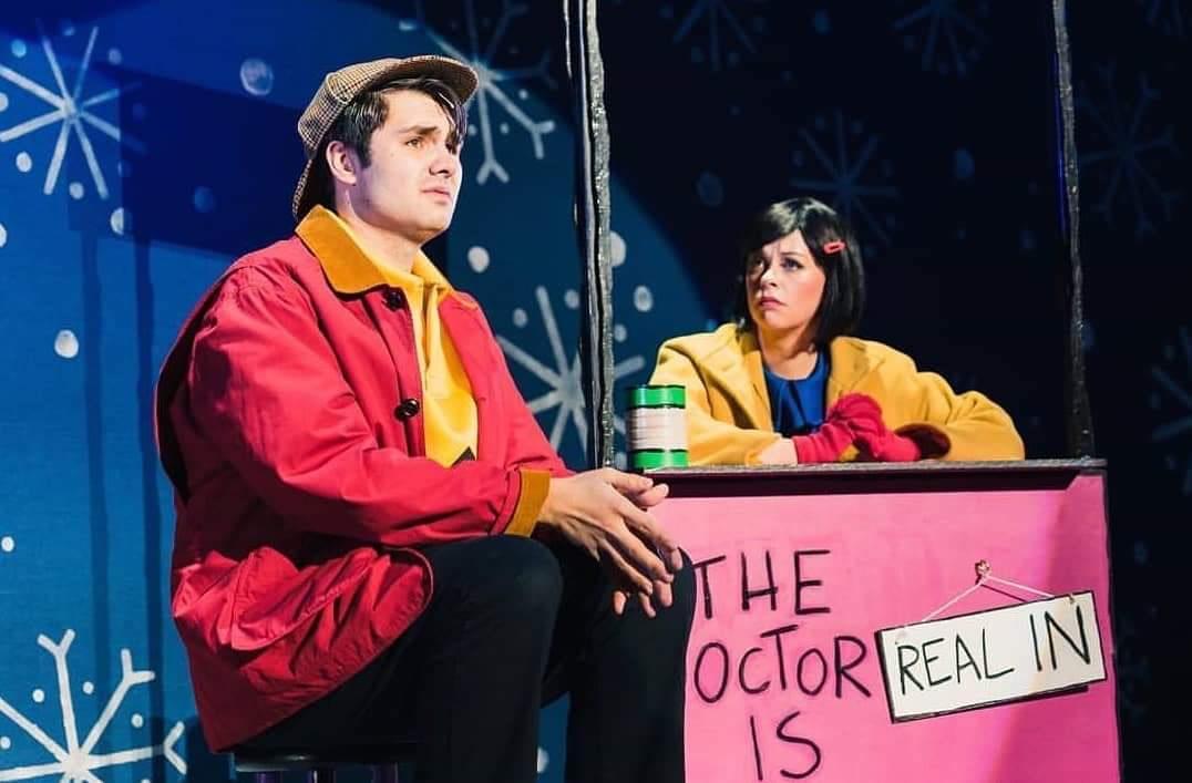 A Charlie Brown Christmas Live On Stage.Salty Peanuts A Charlie Brown Christmas Live On Stage